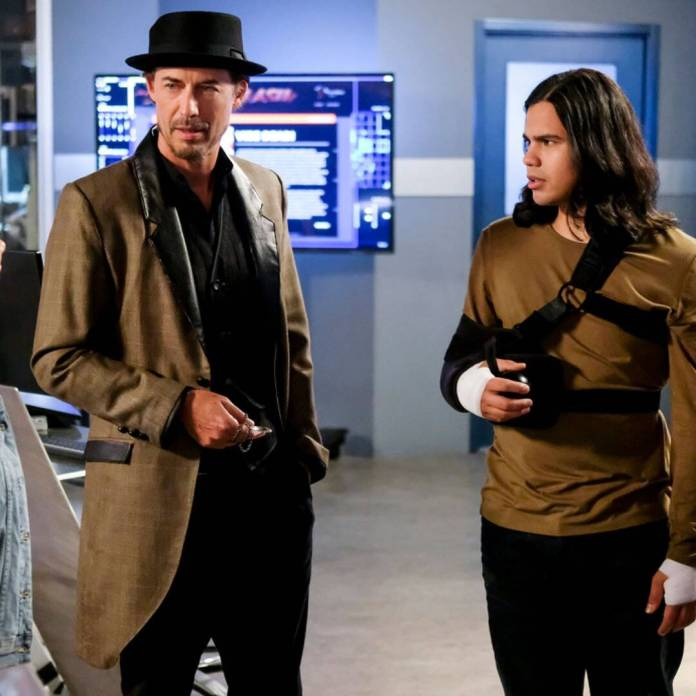 The Flash Is Saying Goodbye to Two Original Cast Members