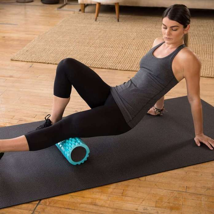 This $23 Foam Roller Has 15,500+ 5-Star Amazon Reviews