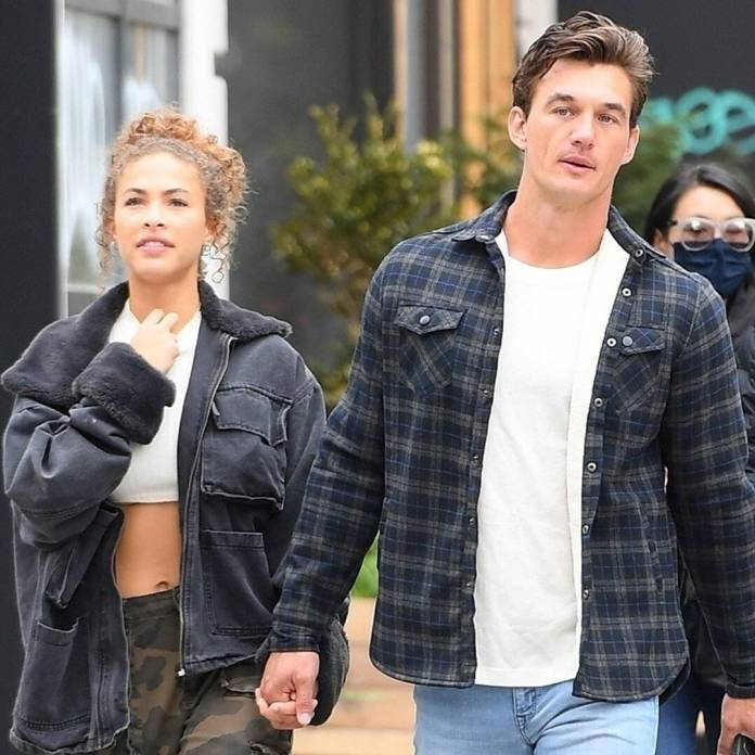 Tyler Cameron and Camila Kendra Prove They're Still Going Strong