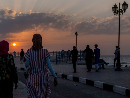 UAE: It's sunny, hot weather and there is a chance of rainfall across the emirates
