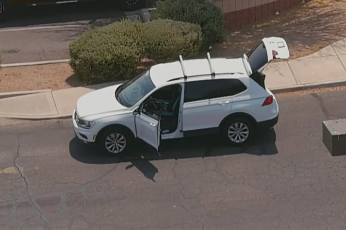 Suspect arrested following series of Arizona traffic shootings