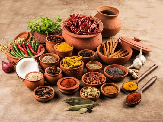 All the must-haves for Indian food