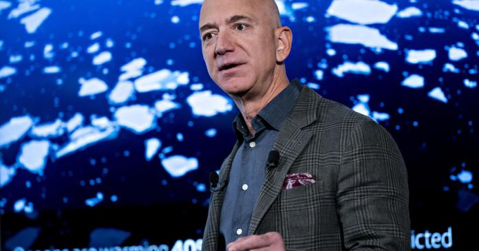 Jeff Bezos steps down as Amazon CEO as retailer starts new chapter