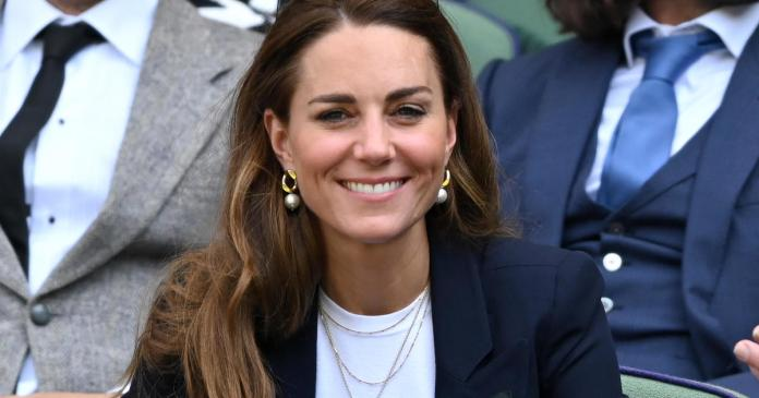 Kate Middleton self-isolating at home after coming in contact with someone who tested positive for COVID-19