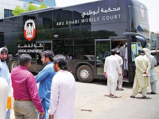 More than 18,000 Abu Dhabi workers get Dh300m in unpaid salaries