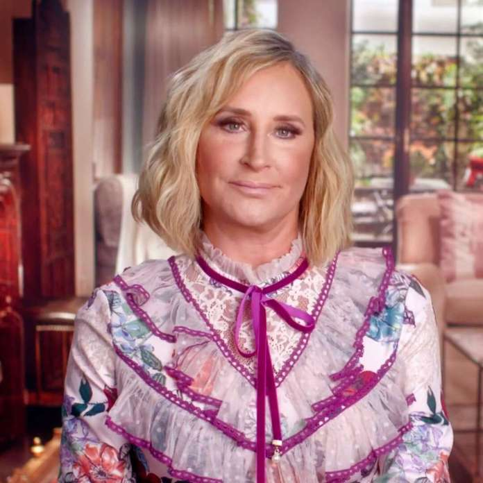 Sonja Morgan Reveals How Her COVID Diagnosis Changed Her Love Life