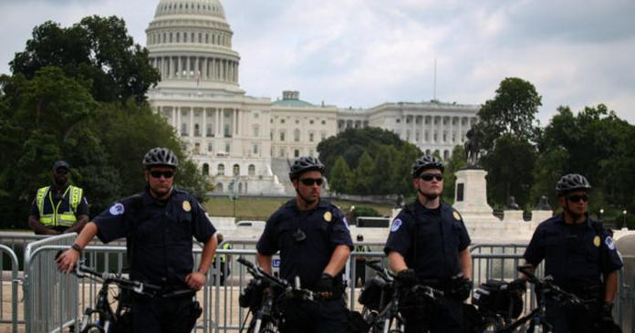 How law enforcement prepared for pro-January 6 rally
