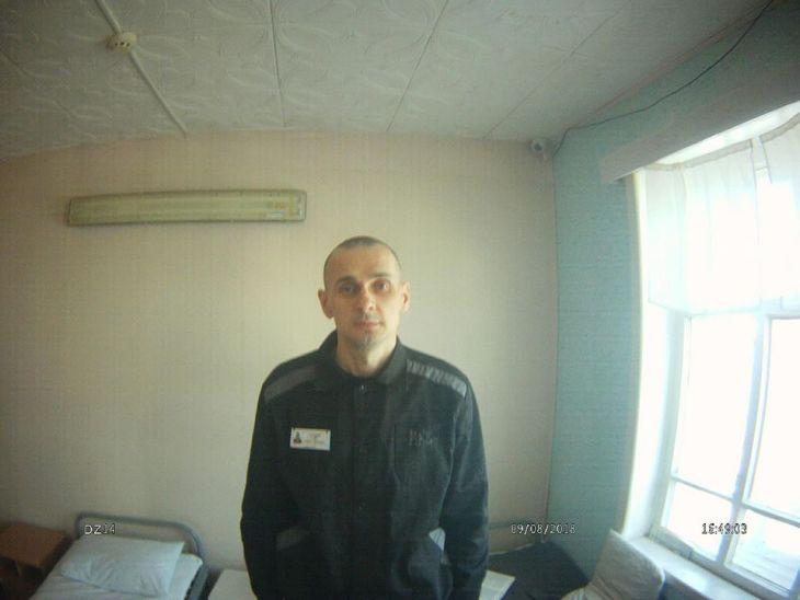 OlegSentsovAouthautCommissariat russe aux droits del'hommeAFP