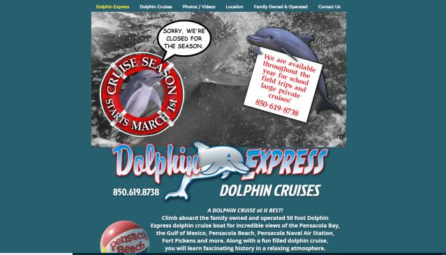 Dolphin Express Dolphin Cruises
