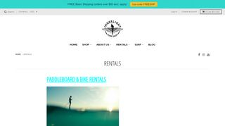 Innerlight Surf Shop