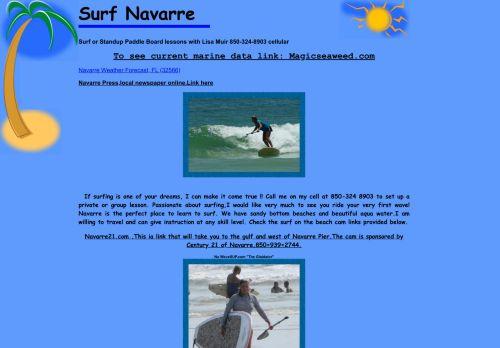 Surf Navarre