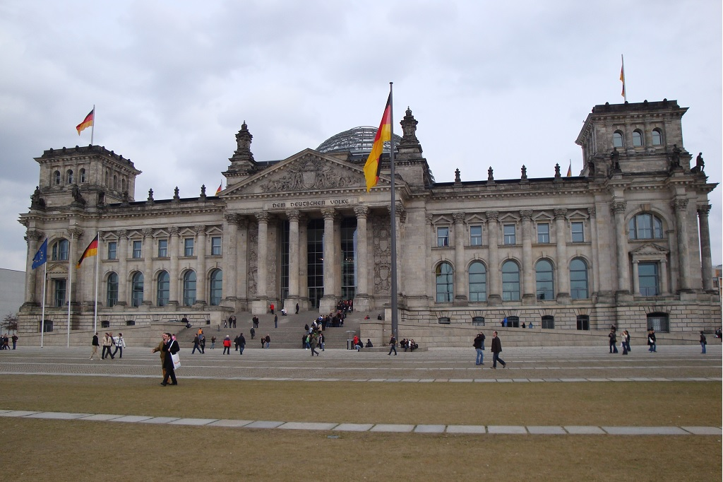 Reichstag (Berlin, Germany)