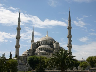 Blauwe Moskee, Istanbul