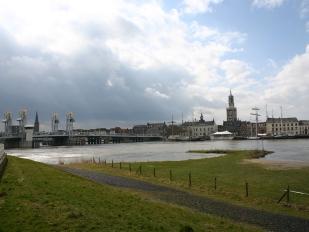 IJssel bij Kampen