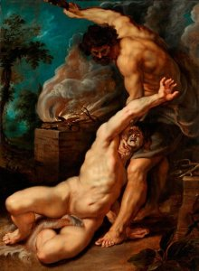 Fratricide : Abel et Caïn, par Rubens