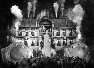 Metropolis, de Fritz Lang