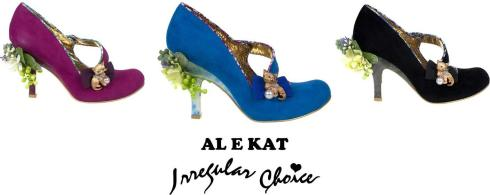 Irregular Choice Al E Kat