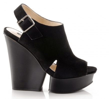 Isabella-Black, collection ShoeMint pour Stylistpick