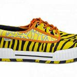 The Shoe of the Tiger, by Kenzo