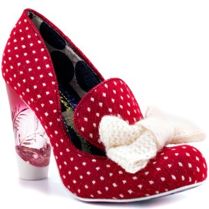 Escarpins Bowtiful par Irregular Choice