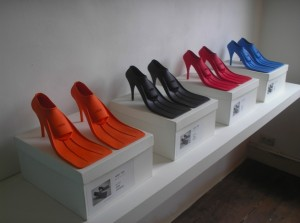 Chaussures palmes