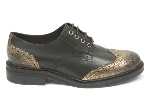 Derbies Lester Black Gold, par Koah