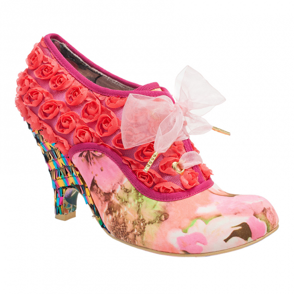 Bottines Bright Eyes par Irregular Choice