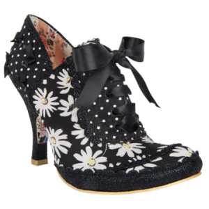 Richelieus Georgia Rose, par Irregular Choice