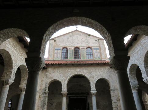 Old town - Euphrasian basilica