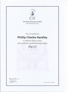 Dip CII