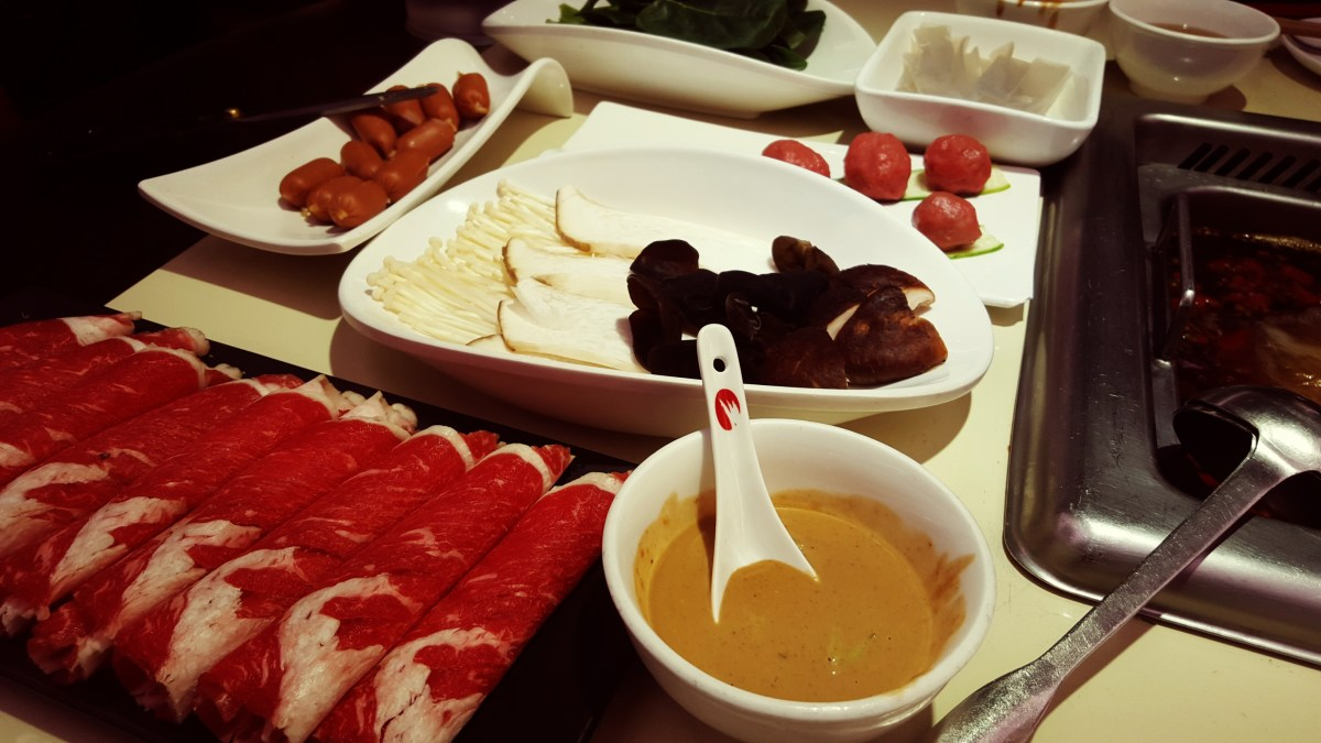 Hai Di Lao Hot Pot in Myeongdong