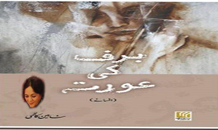 شاھین کاظمی ... برف کی عورت : Review