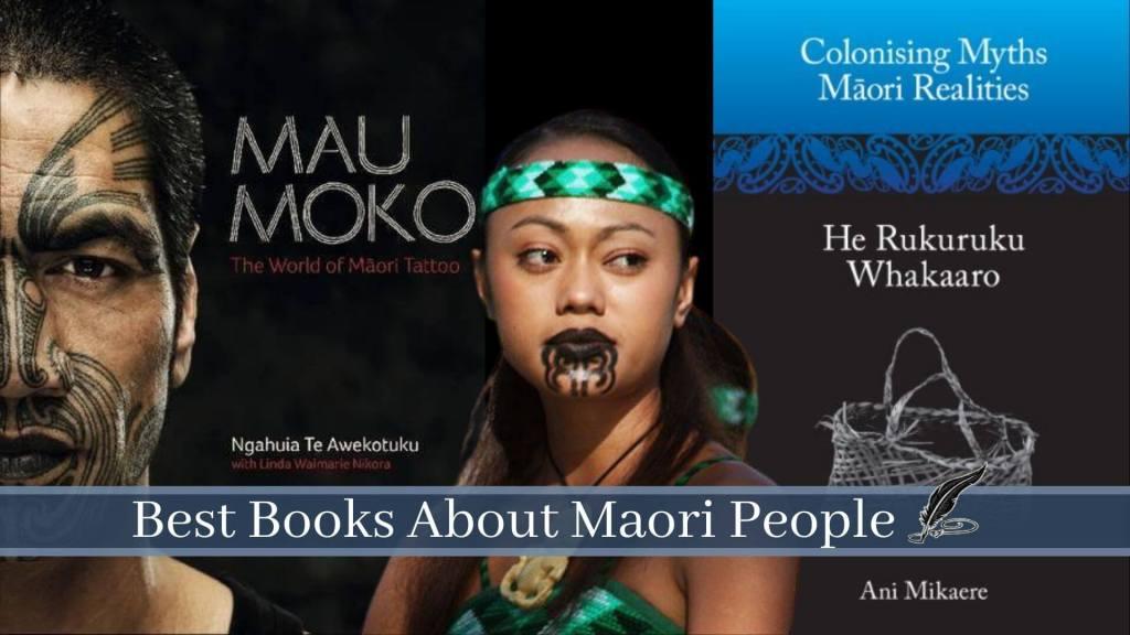 Best books about Maori people