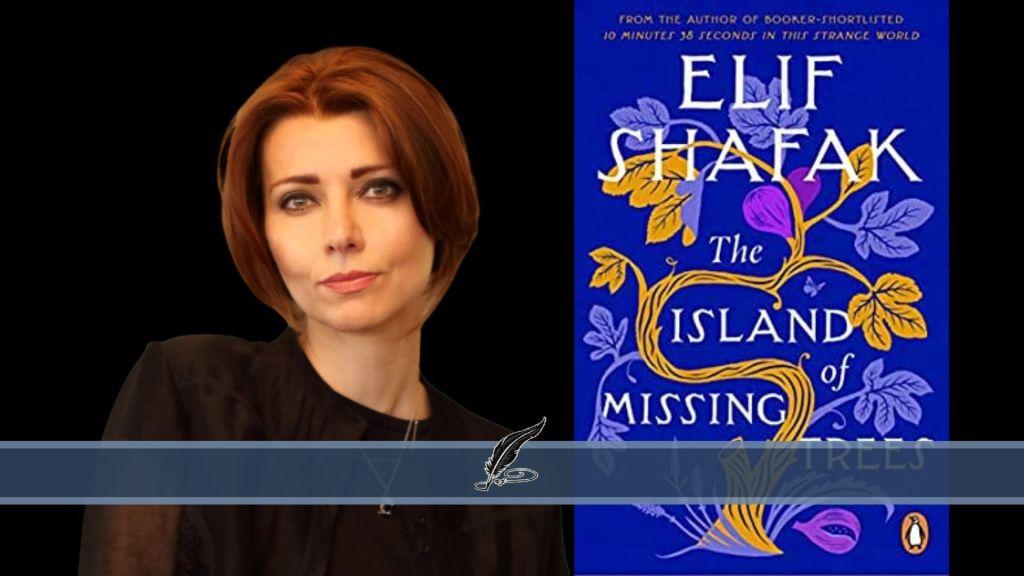 Upcoming Book Elif Shafak