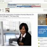 National Bar Association President Pamela Meanes On