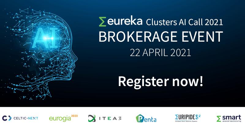 Eureka Clusters AI Call 2021 Brokerage event
