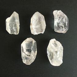 Горный хрусталь (необработанный камень), 40-50 мм