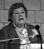 Mevrouw Wies Kuiper is voorzitter van de Theosofische Vereniging Nederland. Met de theosofie begon in 1875 het grote, nieuwe spirituele ontwaken uit het dieptepunt van de materie. Daarom is deze dag tegelijk een hommage aan de vrouw, die deze beweging stichtte: Helena Petrovna Blavatsky. Zij volgde daarmee de aanwijzing op van haar eermeester - en wij citeren: 'M. geeft opdracht om een Vereniging te stichten – een geheim genootschap zoals de loge van Rozenkruisers. Hij heeft beloofd me te helpen.'