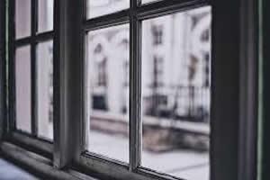 Eski agac pencere