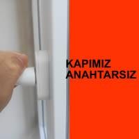 KAPIMIZ ANAHTARSIZ