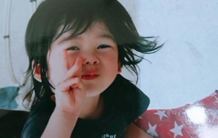 八木海莉 幼少期