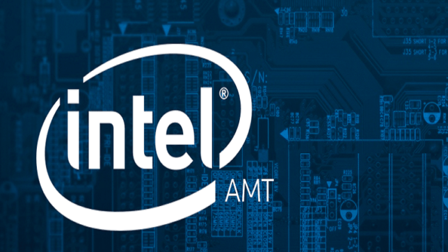 Exploit – Remote Access using Intel AMT BIOS Extension