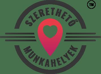 Cégünkről: Szerethető Munkahelyek Díj 2020 Badge png