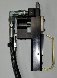 MG500 90 degree kit on MG Spray Gun
