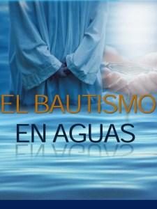bautismo en aguas