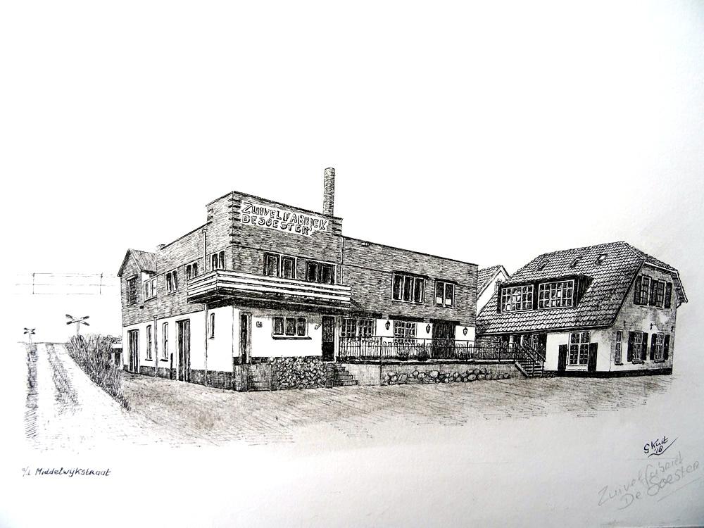 Zuivelfabriek