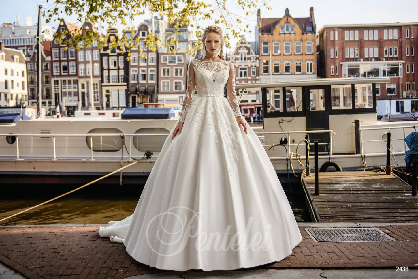 "Wedding Dresses In 2019 Wholesale: Exclusive From ""Pentelei"""