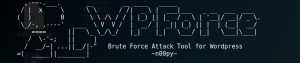 WPForce & Yertle: The WordPress Attack Suite!