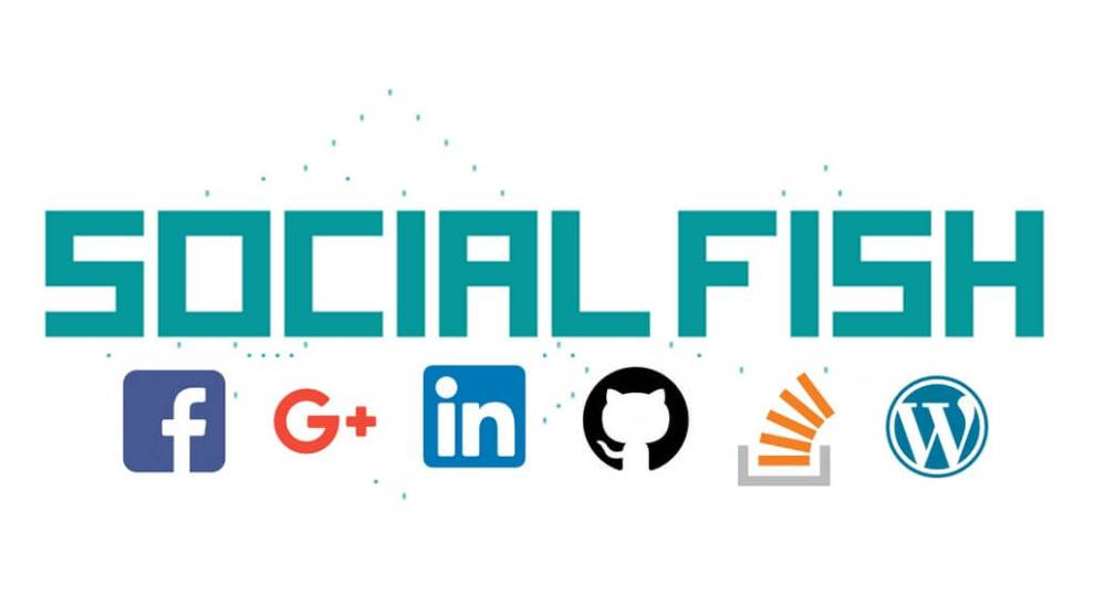 SocialFish - Ultimate Phishing Tool with Ngrok Integrated - Kali