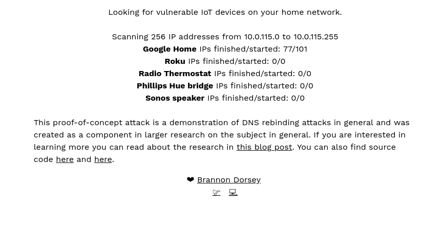 DNS Rebind Toolkit - A Front-End JavaScript Toolkit For Creating DNS Rebinding Attacks